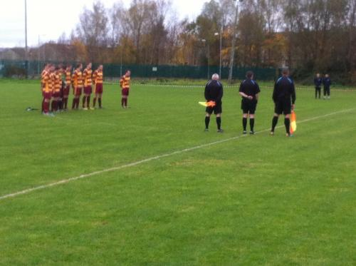 The minutes silence image