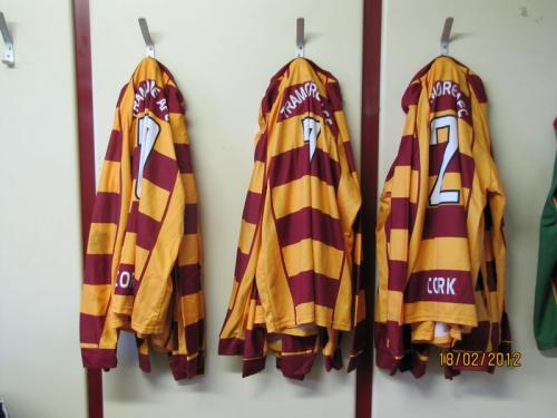 Tramore Athletic F.C. Kit 2011 / 2012 image