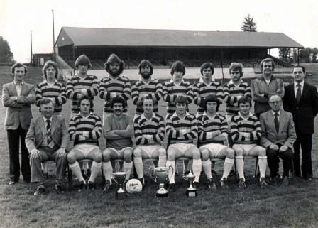 Tramre Athletic MSL squad 1979 winners FAI Intermediate Cup image